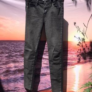 CURRENT:ELLIOTT jeans size 29-0